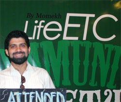 LifeETC by Momekh Community meetup