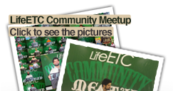 see LifeETC Meetup Pictures